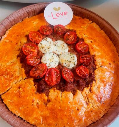 Torta Rústica de Ratatouille